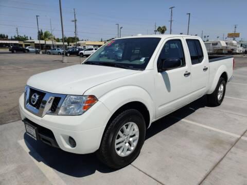2015 Nissan Frontier for sale at California Motors in Lodi CA