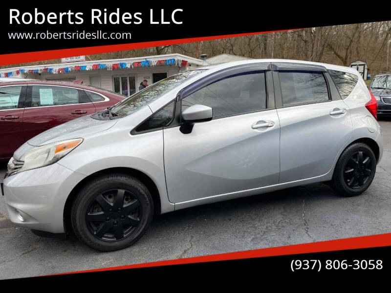 2016 Nissan Versa Note for sale at Roberts Rides LLC in Franklin OH