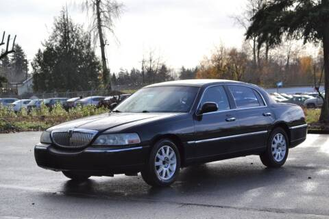 2007 Lincoln Town Car for sale at Skyline Motors Auto Sales in Tacoma WA