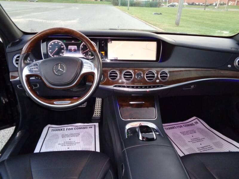 2015 Mercedes-Benz S-Class AWD S 550 4MATIC 4dr Sedan - Palmyra NJ