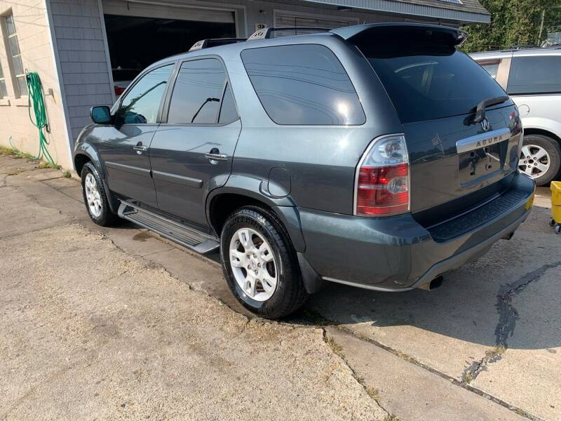 2005 Acura MDX for sale at Whites Auto Sales in Portsmouth VA