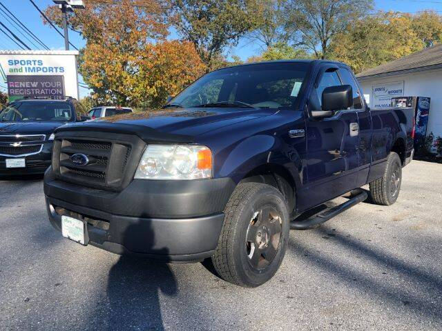 2008 Ford F-150 for sale at Sports & Imports in Pasadena MD