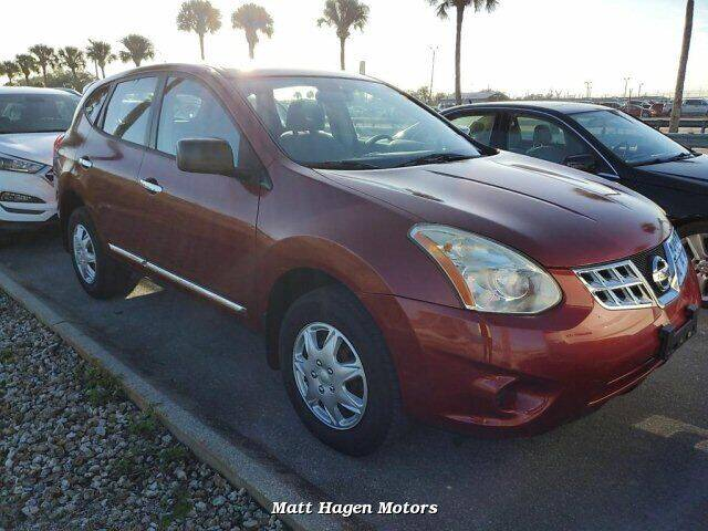 2013 Nissan Rogue for sale at Matt Hagen Motors in Newport NC