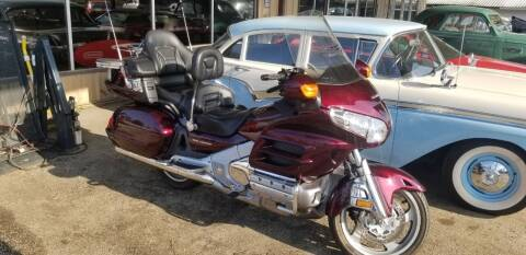 2006 Honda Goldwing for sale at COLLECTABLE-CARS LLC in Nacogdoches TX