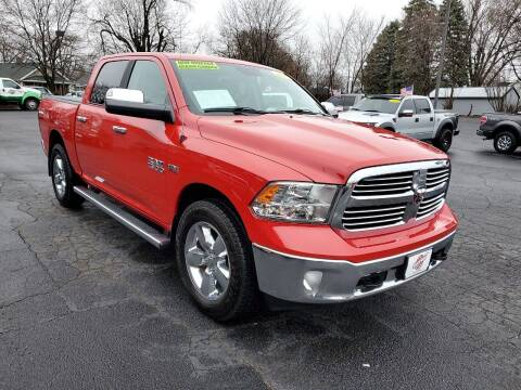 2017 RAM Ram Pickup 1500 for sale at Stach Auto in Janesville WI