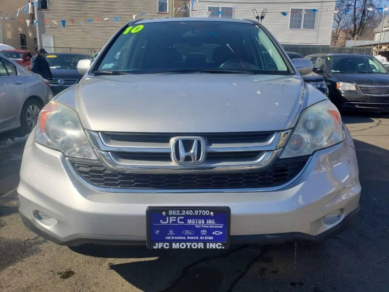 2010 Honda CR-V for sale at JFC Motors Inc. in Newark NJ