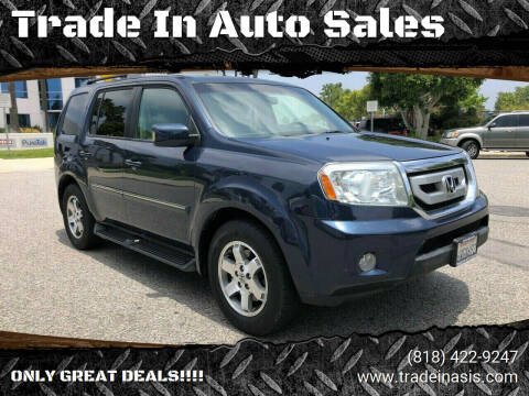 2009 Honda Pilot for sale at Trade In Auto Sales in Van Nuys CA