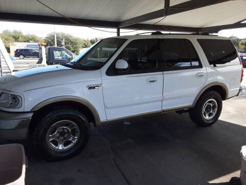 2000 Ford Expedition for sale at Easy Credit Auto Sales in Cocoa FL