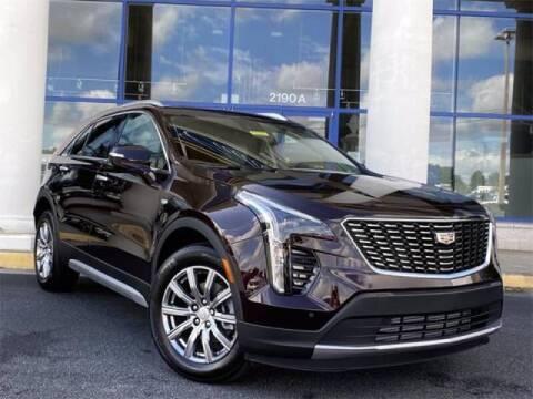 2021 Cadillac XT4 for sale at Southern Auto Solutions - Georgia Car Finder - Southern Auto Solutions - Capital Cadillac in Marietta GA