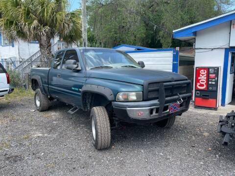 1998 Dodge Ram Pickup 1500 for sale at Ideal Motors in Oak Hill FL