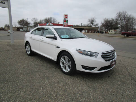 2017 Ford Taurus for sale at Padgett Auto Sales in Aberdeen SD