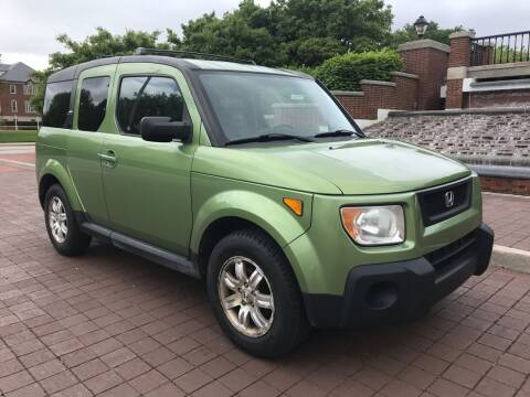 2006 Honda Element for sale at Third Avenue Motors Inc. in Carmel IN