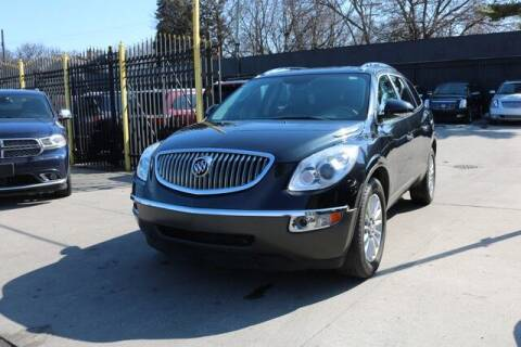 2011 Buick Enclave for sale at F & M AUTO SALES in Detroit MI