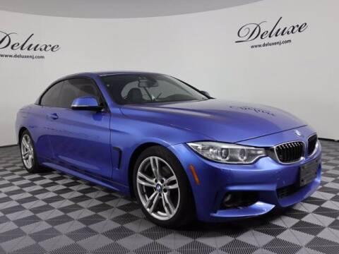 2014 BMW 4 Series for sale at DeluxeNJ.com in Linden NJ
