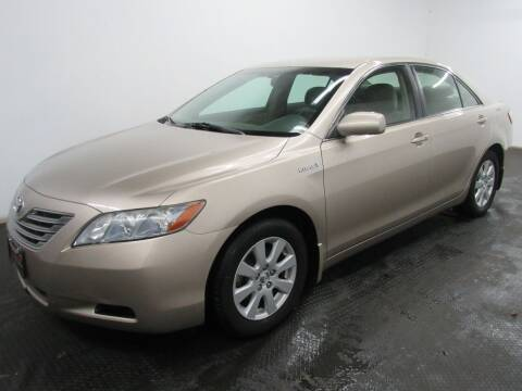 2007 Toyota Camry Hybrid for sale at Automotive Connection in Fairfield OH