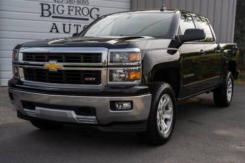 2015 Chevrolet Silverado 1500 for sale at Big Frog Auto in Cleveland TN
