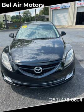 2010 Mazda MAZDA6 for sale at Bel Air Motors in Mobile AL