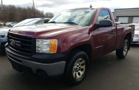 2009 GMC Sierra 1500 for sale at Angelo's Auto Sales in Lowellville OH