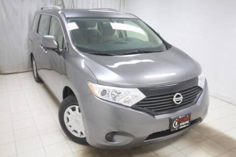 2015 Nissan Quest for sale at EMG AUTO SALES in Avenel NJ