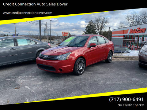 2011 Ford Focus for sale at Credit Connection Auto Sales Dover in Dover PA