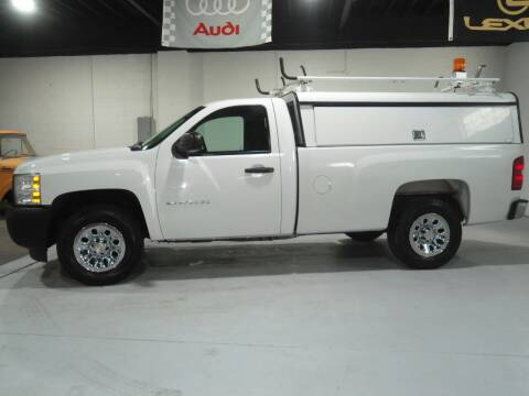 2010 Chevrolet Silverado 1500 for sale at Ohio Motor Cars in Parma OH