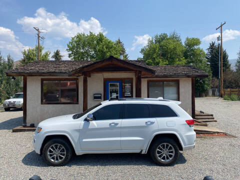 2015 Jeep Grand Cherokee for sale at Sawtooth Auto Sales in Hailey ID