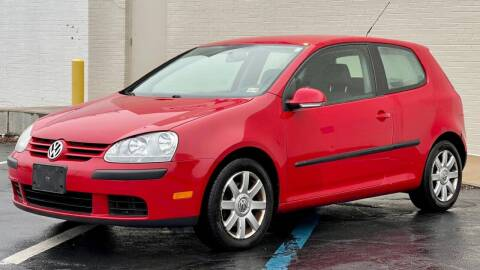 2007 Volkswagen Rabbit for sale at Carland Auto Sales INC. in Portsmouth VA