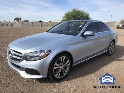 2016 Mercedes-Benz C-Class for sale at Auto House Phoenix in Peoria AZ