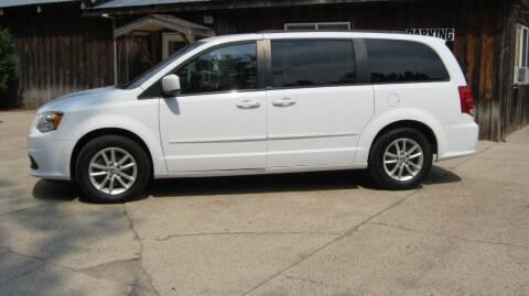 2014 Dodge Grand Caravan for sale at Spear Auto Sales in Wadena MN