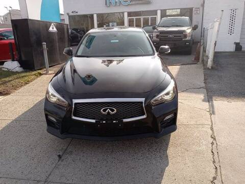 2016 Infiniti Q50 for sale at NYC Motorcars in Freeport NY