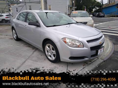 2012 Chevrolet Malibu for sale at Blackbull Auto Sales in Ozone Park NY