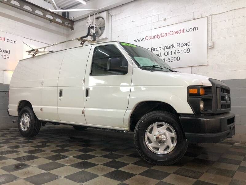 2013 Ford E-Series Cargo for sale at County Car Credit in Cleveland OH