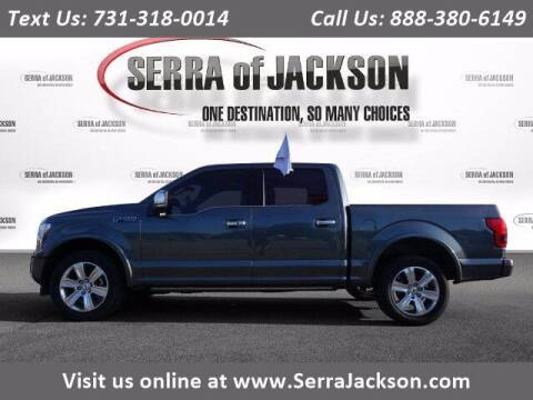 2020 Ford F-150 for sale at Serra Of Jackson in Jackson TN