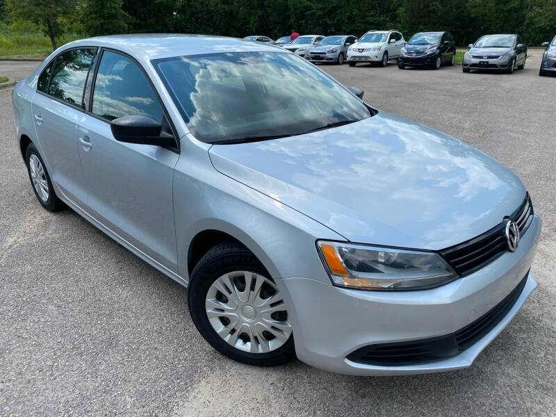 2013 Volkswagen Jetta for sale at The Auto Depot in Raleigh NC