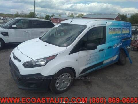 2016 Ford Transit Connect Cargo for sale at East Coast Auto Source Inc. in Bedford VA