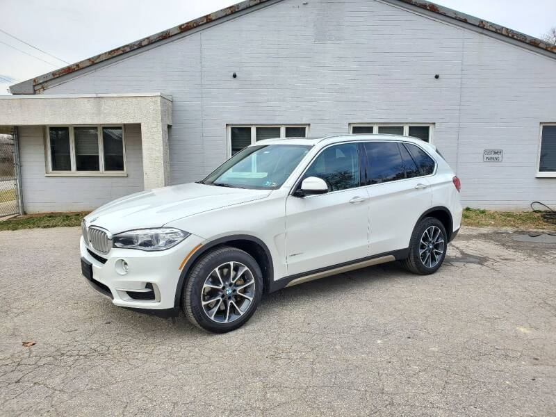 2014 BMW X5 for sale at PA Motorcars in Conshohocken PA