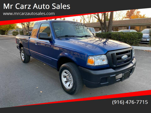 2007 Ford Ranger for sale at Mr Carz Auto Sales in Sacramento CA