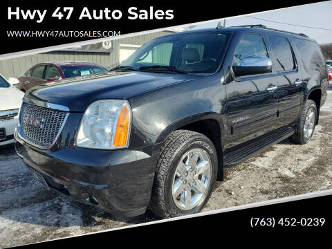 2010 GMC Yukon XL for sale at Hwy 47 Auto Sales in Saint Francis MN