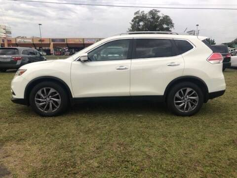 2016 Nissan Rogue for sale at Unique Motor Sport Sales in Kissimmee FL