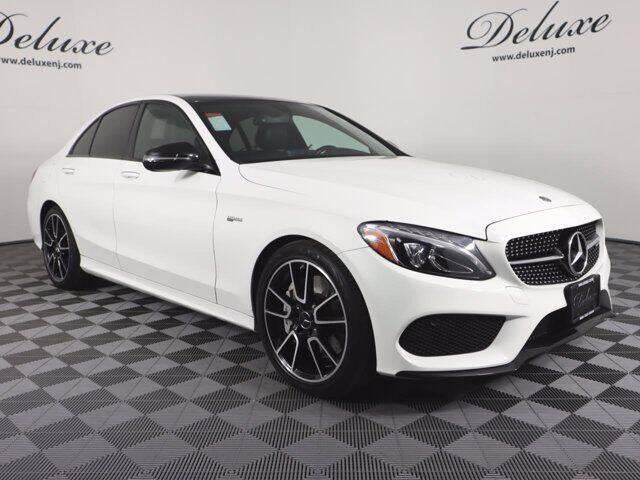 2018 Mercedes-Benz C-Class for sale at DeluxeNJ.com in Linden NJ