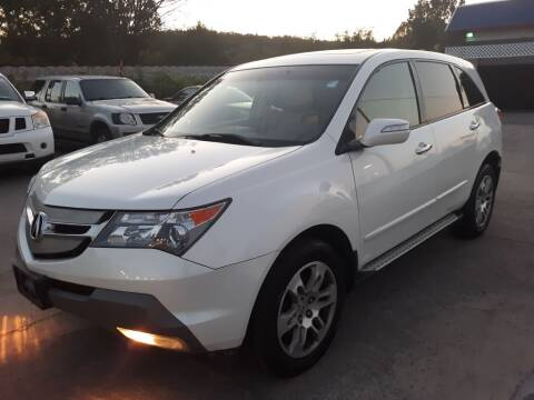 2009 Acura MDX for sale at 1A Auto Mart Inc in Smyrna TN