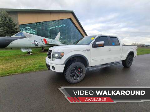 2013 Ford F-150 for sale at McMinnville Auto Sales LLC in Mcminnville OR