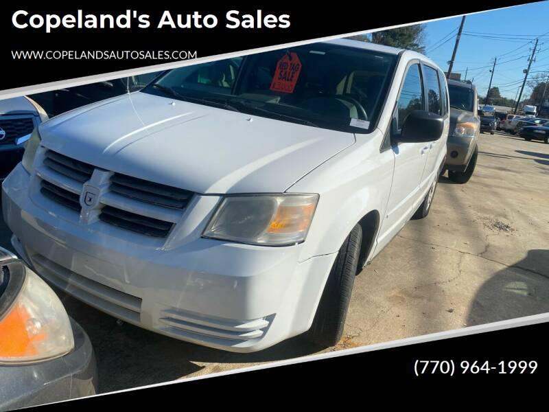 2009 Dodge Grand Caravan for sale at Copeland's Auto Sales in Union City GA