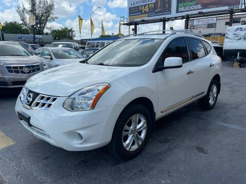 2013 Nissan Rogue for sale at AUTO ALLIANCE LLC in Miami FL