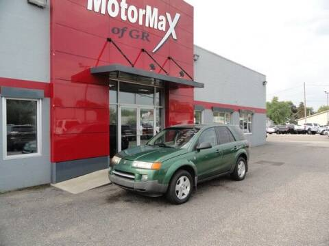 2004 Saturn Vue for sale at MotorMax of GR in Grandville MI