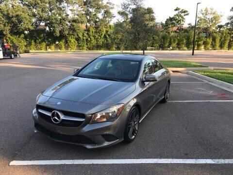 2015 Mercedes-Benz CLA for sale at Orlando Auto Sale in Port Orange FL