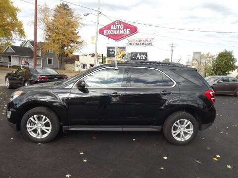 2017 Chevrolet Equinox for sale at The Auto Exchange in Stevens Point WI