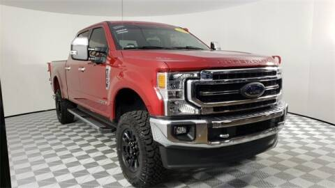 2020 Ford F-350 Super Duty for sale at BOZARD FORD in Saint Augustine FL