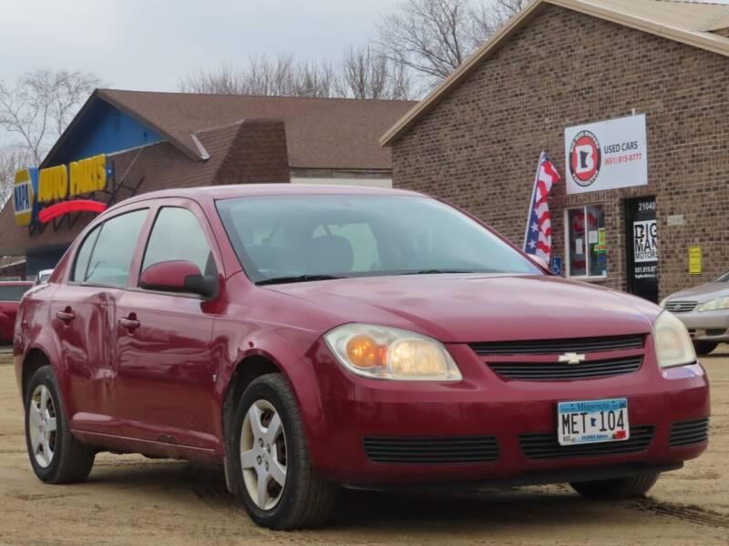 2007 Chevrolet Cobalt for sale at Big Man Motors in Farmington MN