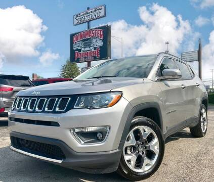2021 Jeep Compass for sale at Featherston Motors in Lexington KY